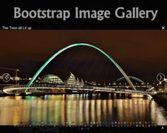 Bootstrap Image Gallery #jQuery #bootstrap #image #photo #gallery