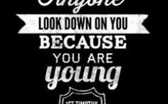 Encouraging Quotes Youth