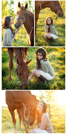 senior girl photo picture posing ideas #photography # horse