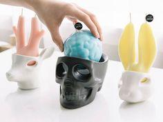 The Jacks – De jolies bougies parfumées en forme de crânes et d'animaux