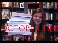 OCTOBER TBR 2015