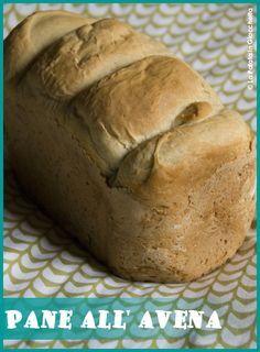 Pane con la farina d'avena
