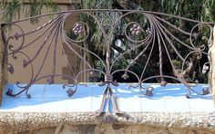 Barcelona - Abadessa Olzet 037 i #bluedivagal bluedivadesigns.wordpress.com