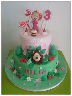 torta Masha e Orso Masha e orso cake