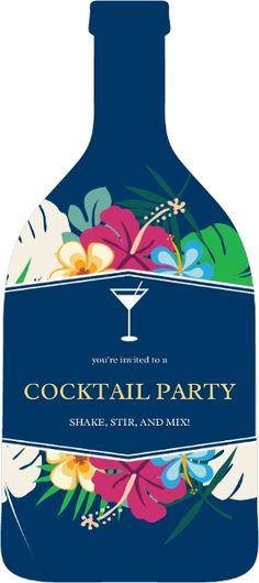 Cocktail Party Invitations Cocktail Party Cards Snapfish - invitation for cocktail party