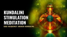 Kundalini Energy Transmission | God Frequency Awaken Kundalini | Kundali... Chakra Healing Music, Meditation Youtube, Awakening, God, Buddha, Life, Friends, Videos, Dios
