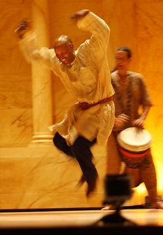 """ALMA West African Dance Troupe Performance, Guest Performer. Toledo, Ohio @ The Peristyle Toledo Museum of Art """"Natural HIGH"""""""