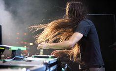 """""""El dubstep es el nuevo heavy metal""""  para los que escuchamos metal clasico y nos gusta la musica electronica"""