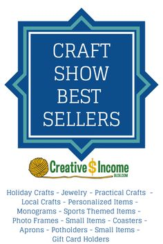 Craft-Show-Best-Sellers