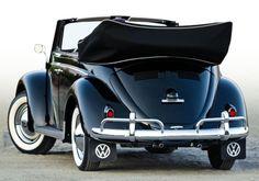 unmolested 1960 Volkswagen Convertible   VW by 4yourjourneys