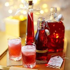 Make sure to mature and store this gin in a cupboard or dark place – light will turn its pretty ruby colour to a muddy brown. Homemade Alcohol, Homemade Liquor, Homemade Gifts, Gin Recipes, Alcohol Recipes, Cocktail Recipes, Smoothie Recipes, Recipies, Gin Infusion Recipe