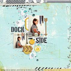 Dock Side - Scrapbook.com