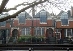 St Paul's Studios, Talgarth Road. by maggie jones., via Flickr