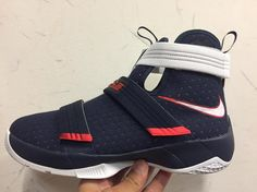 There's A USA Colorway Of The Nike LeBron Zoom Soldier 10