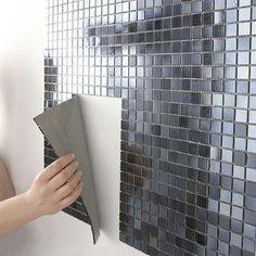 Rénover sa maison peut coûter très cher, mais on peut aussi s'en sortir à petit prix, et pour des ré... - Photo Pinterest