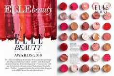 red magazine beauty images - Google Search