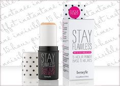 Benefit Cosmetics - stay flawless #benefitgals