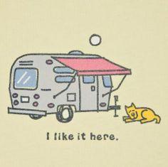 Happy camping dog coffee camping, cliff camping, camping ideas tips Camping Glamping, Camping Hacks, Camping Ideas, Airstream Camping, Camping Theme, Camping Stuff, Camping Checklist, Beach Camping, Outdoor Camping