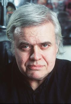 """H.R. Giger, 1940 – 2014.   """"Alien"""" Designer H.R. Giger Is Dead And Your Nightmares Will Never Be The Same Again   GAWD I will miss this man =("""