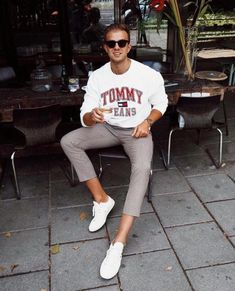 e19fde57c16 24 Business casual outfits for you! Riaz Orrie · Men s Summer Street Style