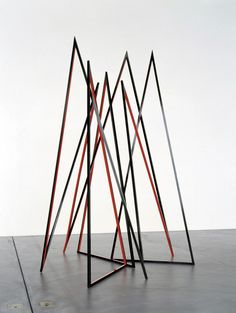"Eva Rothschild, ""Fort Block"""