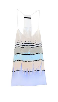 Tibi - Analog Stripe Cami