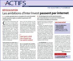 Inter Invest Leader en Girardin Industriel Sur AgefiActifs