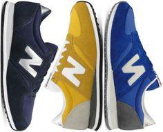 These K-way / New Balance look good :)