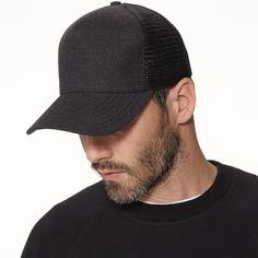 James Perse trucker hat