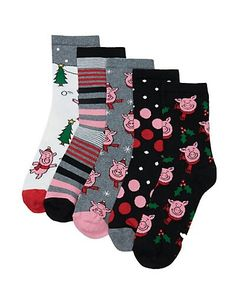Percy XMas Socks