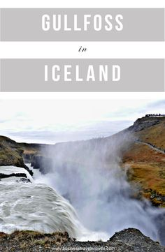 See the beautiful waterfalls of Iceland from our self-drive tour and discover some of the fascinating secrets we stumbled upon!