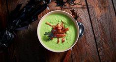 Jetzt wird es gruselig: Wir zeigen dir, wie du dein eigenes Hexengebräu - eine raffinierte Halloween-Suppe - zubereiten kannst.