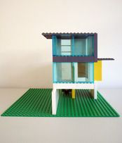 Lego Modern-House Design Competition at Dwell.      The advice I want to follow is harnessing the inner child in a competition