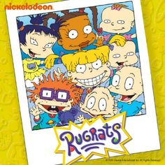Rugrats - Probably my favourite childhood show growing up 90s Tv Shows, Childhood Tv Shows, Kids Shows, Nickelodeon Cartoons, Retro Cartoons, Cartoon Cartoon, Cartoon Shows, Kimi Rugrats, Rugrats Characters