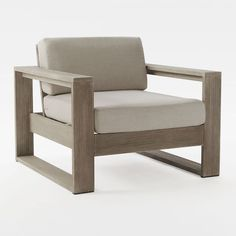 "WEST ELM - Portside Lounge Chair - 37"" - $699"