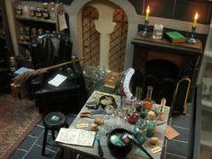 mini Snape's office
