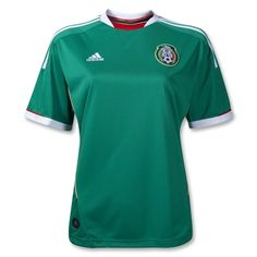 82c07cc0ff2 Mexico Home Women s Soccer Jersey.Wearing it to Mexico vs. Brazil game on  June Mexico.