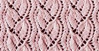 The stitch would be great for summer blouses, shawls, and scarves! Knitting Stitches, Free Knitting, Tatting Patterns, Summer Blouses, Eyelet Lace, Shawls, Stitch Patterns, Nerdy, Free Pattern