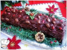 ΧΡΙΣΤΟΥΓΕΝΝΙΑΤΙΚΟΣ ΚΟΡΜΟΣ ΣΟΚΟΛΑΤΑΣ!!! Xmas Food, Christmas Sweets, Christmas Cooking, Christmas Time, Christmas Wreaths, Christmas Ornaments, Recipe Boards, Greek Recipes, Cooking Time