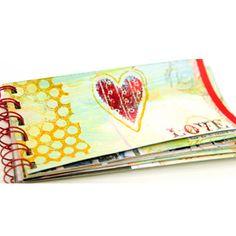 Project: Valentine Love Book