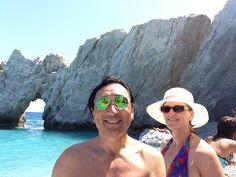 Lalaria Beach, Skiathos = http://luxurytravelboutique.cruiseholidays.com/  Hey Toronto!  Call Cruise Holidays | Luxury Travel Boutique to book your next trip!  855-602-6566  905-602-6566