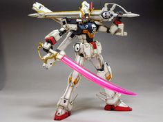 MG 1/100 Crossbone Gundam X-1 Full Cloth - Custom - Gundam Kits Collection News and Reviews