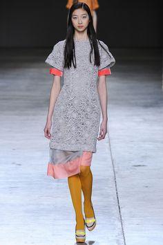 Michael van der Ham Fall 2014 RTW - Runway Photos - Fashion Week - Runway, Fashion Shows and Collections - Vogue