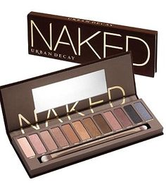 Urban Decay Naked ($54)