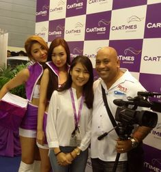 Rene from Revv Motoring busy at work shooting the cars@expo event with Nat and models from CarTimes The short video we did on the event will be out tbis week.. #sgcarshoots #sgexotics #speed #sgexotic #sgcaraddicts #sportcars #sgcars #revvmotoring #givesyouwings #nurburgring #instacar #carinstagram #hypercars #monsterenergy #redbull #carswithoutlimits #fastcars #fifthgear #drifting #motorsports #love #gopro#racewithsia #monsterenergy  #igsg #singapore #instagrammers  #supercarlifestyle…