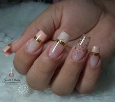 Cute Toe Nails, Cute Toes, Pretty Nails, Nail Art Videos, Silver Nails, Beautiful Nail Art, Simple Nails, Beauty Skin, Nail Art Designs