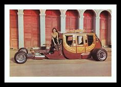 """Stagefright"" Show Car, 1976 by Cosmo Lutz, via Flickr"