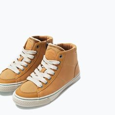 Image 4 of HIGH-TOPS from Zara