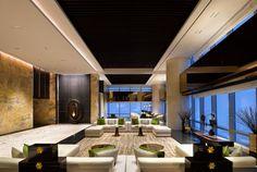 Lotte Hotel Hanoi | Wilson Associates | Lighting project :Project Lighting Design Pte Ltd #LaserBlade #iGuzzini #Hotel #Vietnam