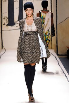 FALL 2009 READY-TO-WEAR Tracy Reese